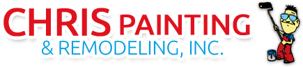 Chris Painting and Remodeling Logo