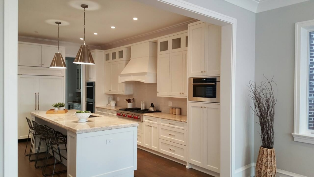 Kitchen Remodeling Services Chris Painting Chicago Elmhurst New Kitchen Remodeling In Chicago Painting